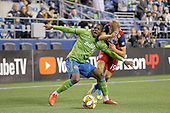 MLS-FC Dallas at Seattle Sounders-Sep 18, 2019