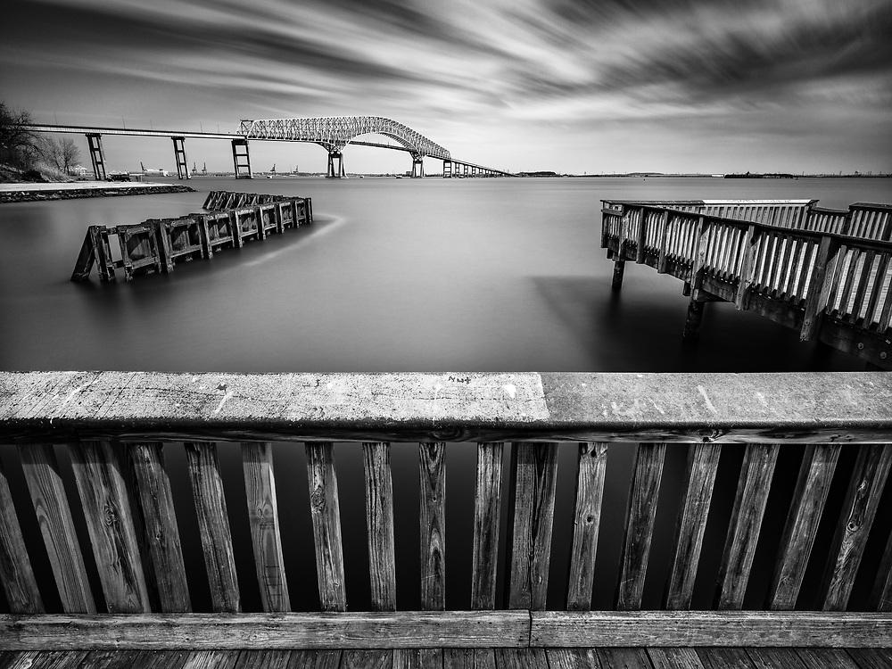 The Key Bridge, Baltimore, Maryland