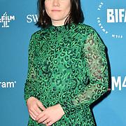Lauren Dark Arrivers at The 21st British Independent Film Awards at 1 Old Billingsgate Walk on 21 December 2018, London, UK.