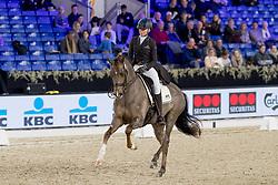 Cool Isabel, BEL, Freedom TC<br /> Jumping Mechelen 2018<br /> © Hippo Foto - Sharon Vandeput<br /> 28/12/18
