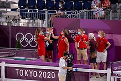 Team Denmark, Helgstrand Andreas<br /> Olympic Games Tokyo 2021<br /> © Hippo Foto - Dirk Caremans<br /> 28/07/2021