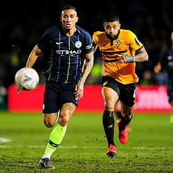 Newport County v Manchester City