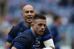 March 16, 2019 - Rome, RM, Italy - Sergio Parisse of Italy during the Six Nations International Rugby Union match between Italy and France at Stadio Olimpico on March 16, 2019 in Rome, Italy. (Credit Image: © Danilo Di Giovanni/NurPhoto via ZUMA Press)