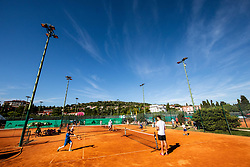 ATP Challenger Zavarovalnica Sava Slovenia Open 2019, day 9, on August 17, 2019 in Sports centre, Portoroz/Portorose, Slovenia. Photo by Vid Ponikvar / Sportida