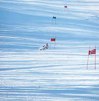 Gunstock Ski Club's Tecnica Cup alpine ski race January 26, 2013.<br /> Karen Bobotas photographer