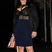 Stacy Francis attend TMA Talent Management Group host launch party for their new dating app, The List at 100 Wardour Street  on 3rd April 2019, London, UK.