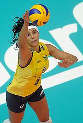 01-07-2012 VOLLEYBAL: WGP FINAL BRAZILIE - TURKIJE: NINGBO<br />Paula Pequeno<br />©2012-FotoHoogendoorn.nl