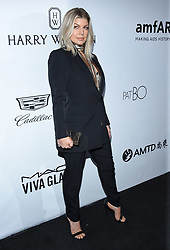 October 13, 2017 Beverly Hills, CA Patrick Starrr amfAR Gala Los Angeles honors Julia Roberts at their eighth annual benefit for AIDS research held at Green Acres Estate. 13 Oct 2017 Pictured: Fergie. Photo credit: O'Connor/AFF-USA.com / MEGA TheMegaAgency.com +1 888 505 6342