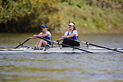 Crew: 65 - Scrine / Sucka - Sons of the Thames Rowing Club - W 2x Club <br /> <br /> Pairs Head 2020