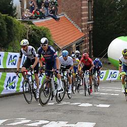 21-04-2021: Wielrennen: Waalse Pijl Elite Men: Huy <br />Maurits Lammertink