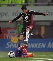 Fotball, <br /> 31.10.2010 , <br /> Tippeligaen  ,<br /> Eliteserien ,<br /> Aalesund - brann 3-1,<br /> Color line stadion ,<br /> <br /> Petter vaagan Moen - brann<br /> <br /> Foto: Richard brevik , Digitalsport