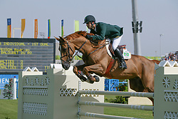 Pessoa Rodrigo, BRA, Baloubet du Rouet<br /> Olympic Games Athens 2004<br /> © Hippo Foto - Dirk Caremans<br /> 22/08/04