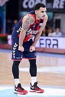 Baskonia's Shane Larkin during Quarter Finals match of 2017 King's Cup at Fernando Buesa Arena in Vitoria, Spain. February 16, 2017. (ALTERPHOTOS/BorjaB.Hojas)