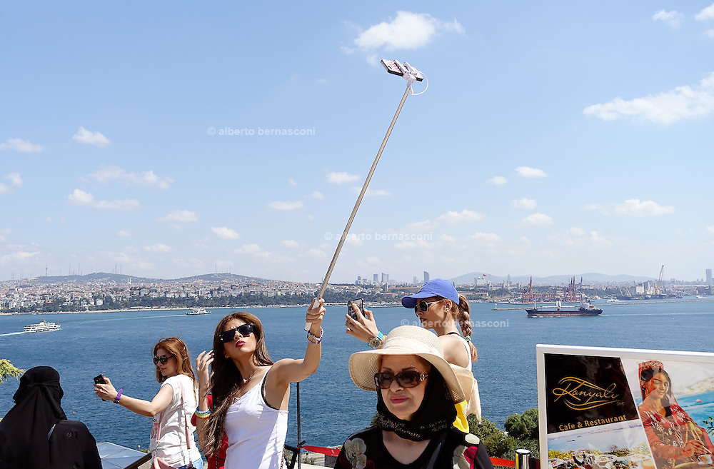 Turkey, Istanbul, the Sultan palace