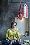 China / Shanghai<br /> <br /> Bonita Lim <br /> <br /> © Daniele Mattioli for Elle Decor China