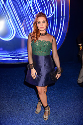 Arielle Free at the Warner Music & Ciroc Brit Awards party, Freemasons Hall, 60 Great Queen Street, London England. 22 February 2017.