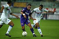 Firenze 27-08-2005<br />Campionato  Serie A Tim 2005-2006<br />Fiorentina Sampdoria<br />nella  foto Brocchi Palombo<br />Foto Snapshot / Graffiti