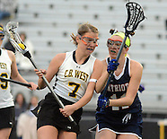 CB East vs CB West Girls Lacrosse