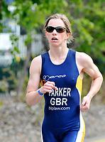 Photo: Paul Greenwood/Richard Lane Photography. Strathclyde Park Elite Triathlon. 17/05/2009. <br />England's Jo Parker