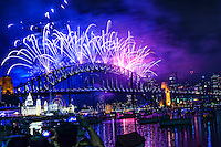 Sydney Welcomes the Year 2014