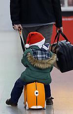 DEC 21 2012  UK's Christmas getaway