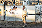 Juan Franco, Sr. smiles as he watches his son Juan Franco, Jr. ride a steer during a family Charreria practice session in the Jalisco Highlands town of Capilla de Guadalupe, Mexico. The Franco family has dominated Mexican rodeo for 40-years and has won three national championships, five second places and five third places.