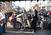 THE DIRECTOR, Josh Appignanesi , The Infidel premiere. Apollo theatre, Hammersmith. London. 8 April 2010