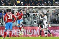 Mancato goal di Gonzalo Higuain Napoli,   <br /> Torino 13-02-2016 Stadio Juventus Stadium<br /> Football Calcio Serie A 2015/2016 Juventus - Napoli<br /> Foto Cesare Purini / Insidefoto