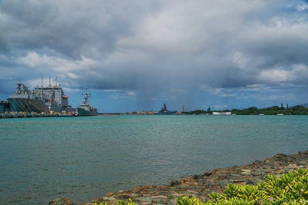 Pearl Harbor & USS Arizona Memorial
