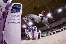 Farrington Kent (USA) - Uceko<br /> Rolex FEI World Cup™ Jumping Final 2012<br /> 'S Hertogenbosch 2012<br /> © Dirk Caremans
