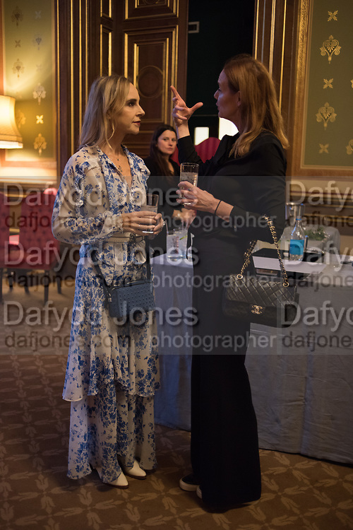 SYBIL ROBSON ORR; GRAYSON PERRY  TenTen. The Government Art Collection/Outset Annual Award. Champagne reception to announce the inaugural artist Hurvin Anderson and unveil his 2018 print. Locarno Suite, Foreign and Commonwealth Office. SW1. 2 October 2018