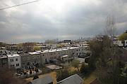 View of the Manhattan sklyline from Astoria, Queens, New York