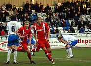 Hartlepool United v Leyton Orient 210209