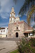 San Andreas Catholic Church, Ajijic, Lake Chapala, Jalisco, Mexico