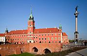 Zamek Królewski w Warszawie, Polska<br /> Royal Castle in Warsaw, Poland