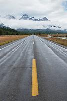 Park Road Grand Teton National Park
