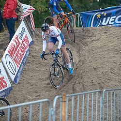 04-11-2018: Wielrennen: EK veldrijden: Rosmalen <br />Ben Tullet