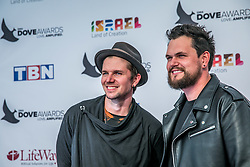 October 11, 2016 - Nashville, Tennessee, USA - 7th Time Down at the 47th Annual GMA Dove Awards  in Nashville, TN at Allen Arena on the campus of Lipscomb University.  The GMA Dove Awards is an awards show produced by the Gospel Music Association. (Credit Image: © Jason Walle via ZUMA Wire)