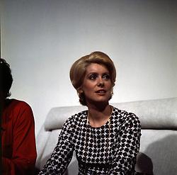 Exclusive - Pictures of Catherine Deneuve. (undated)