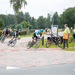 VELDHOVEN (NED) July 4 <br /> CYCLING <br /> The first race of the Schwalbe Topcompetition the Simac Omloop der Kempen<br /> Wedstrijdbeeld kopgroep