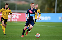 Fotball , 20. februar 2016 , privatkamp<br /> Newcastle - Lillestrøm 2-1<br /> Lillestrom<br /> Liam Gibson , Newcastle