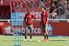 Lille Training - 18 July 2018