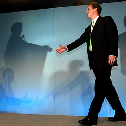 David Cameron MP becomes leader of the Conservative Party in 2005