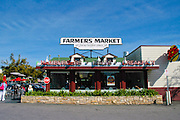 The Historic Farmers Market at 3rd & Fairfax in Los Angeles