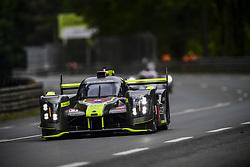 June 4, 2017 - Le Mans, France - 4 BYKOLLES RACING TEAM (AUT) ENSO CLM P1/01 NISMO LMP1 OLIVER WEBB (GBR) DOMINIK KRAIHAMER (AUT) MARCO BONANOMI  (Credit Image: © Panoramic via ZUMA Press)