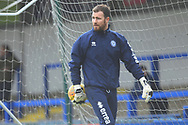 Andy Lonergan - on a 7 day emergency loan during the EFL Sky Bet League 1 match between Rochdale and Coventry City at Spotland, Rochdale, England on 9 February 2019.