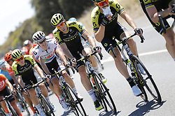 January 19, 2019 - Strathalbyn, AUSTRALIA - Australian Mathew Hayman of Mitchelton - Scott pictured in action during the fifth stage of the 'Tour Down Under' cycling race, 149,5 km Glenelg to Strathalbyn, Australia, Saturday 19 January 2019. This years edition of the race is taking place from January 15th to January 20st...BELGA PHOTO YUZURU SUNADA FRANCE OUT. (Credit Image: © Yuzuru Sunada/Belga via ZUMA Press)