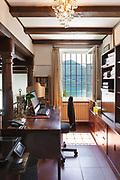 interior of old house, classic furniture, nice studio