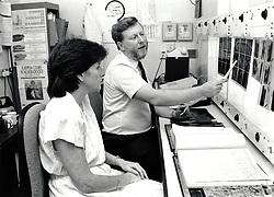 Radiology Department, City Hospital, Nottingham UK 1991