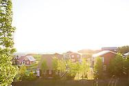 """Inga affärer är tillåtna i Sweden Hills. Istället åker de boende till närmaste samhället Tobetse och handlar. """"Folk vill inte göra byn till ett kommersiellt turistställe. De vill ha lugn och ro"""", säger Miki Wajima på stiftelsen Sweden Center Foundation som driver svenskbyn. <br /> <br /> All rights reserved"""